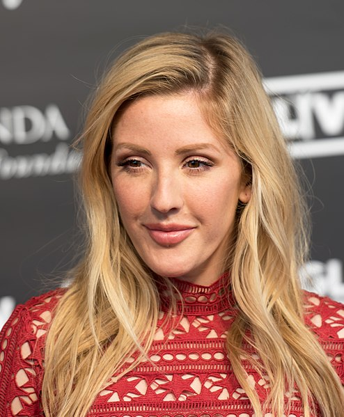 Ellie Goulding most popular woman
