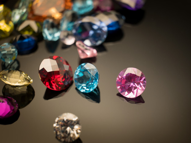 Types Of Red Gemstones in Jewelry